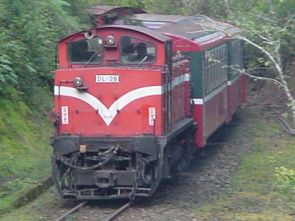 Alishan Forest Railway  Wikipedia