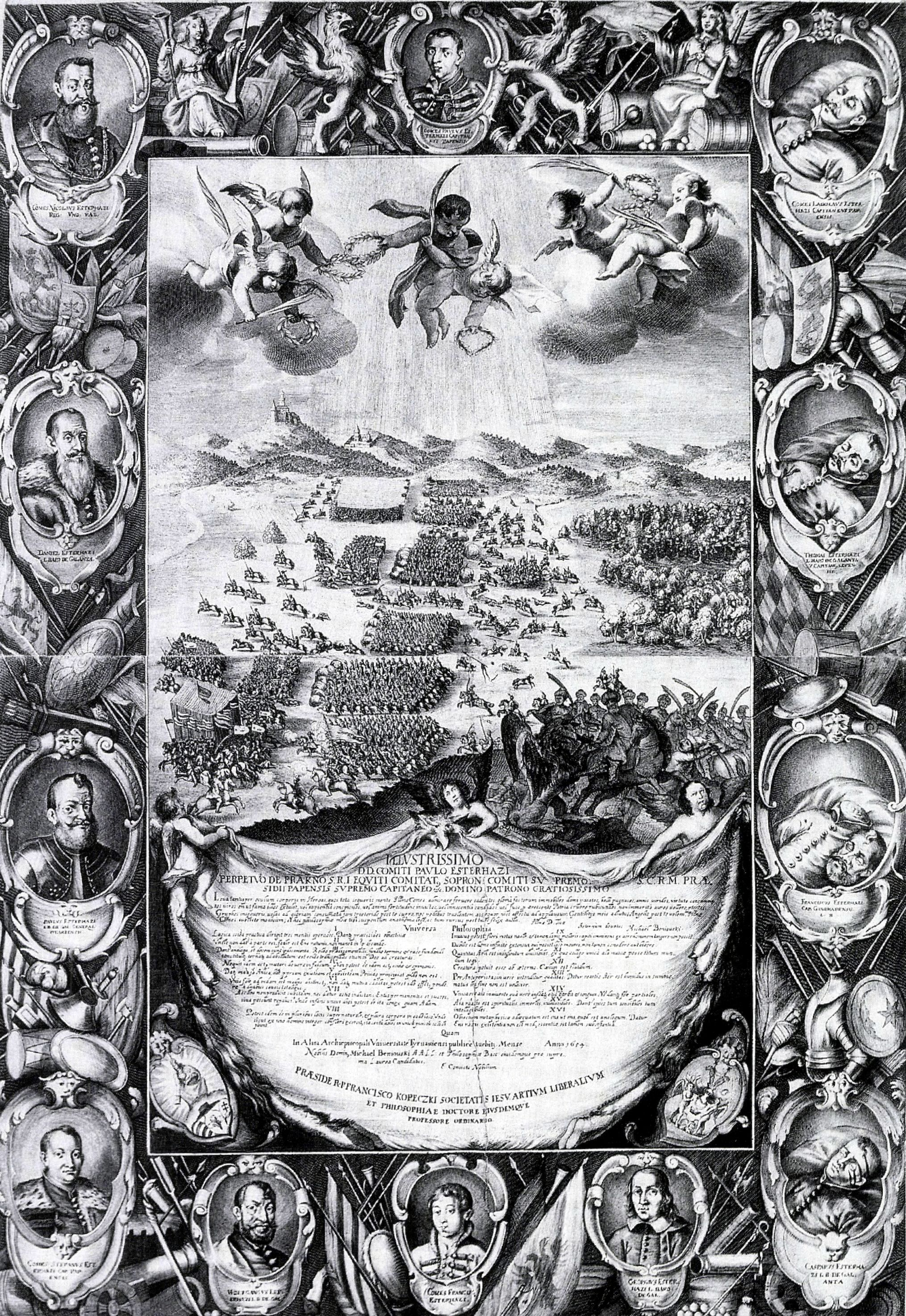 File:Küsel Battle of Vezekény (1652) 1654.jpg