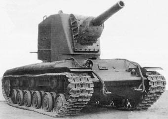 KV-2 model 1940