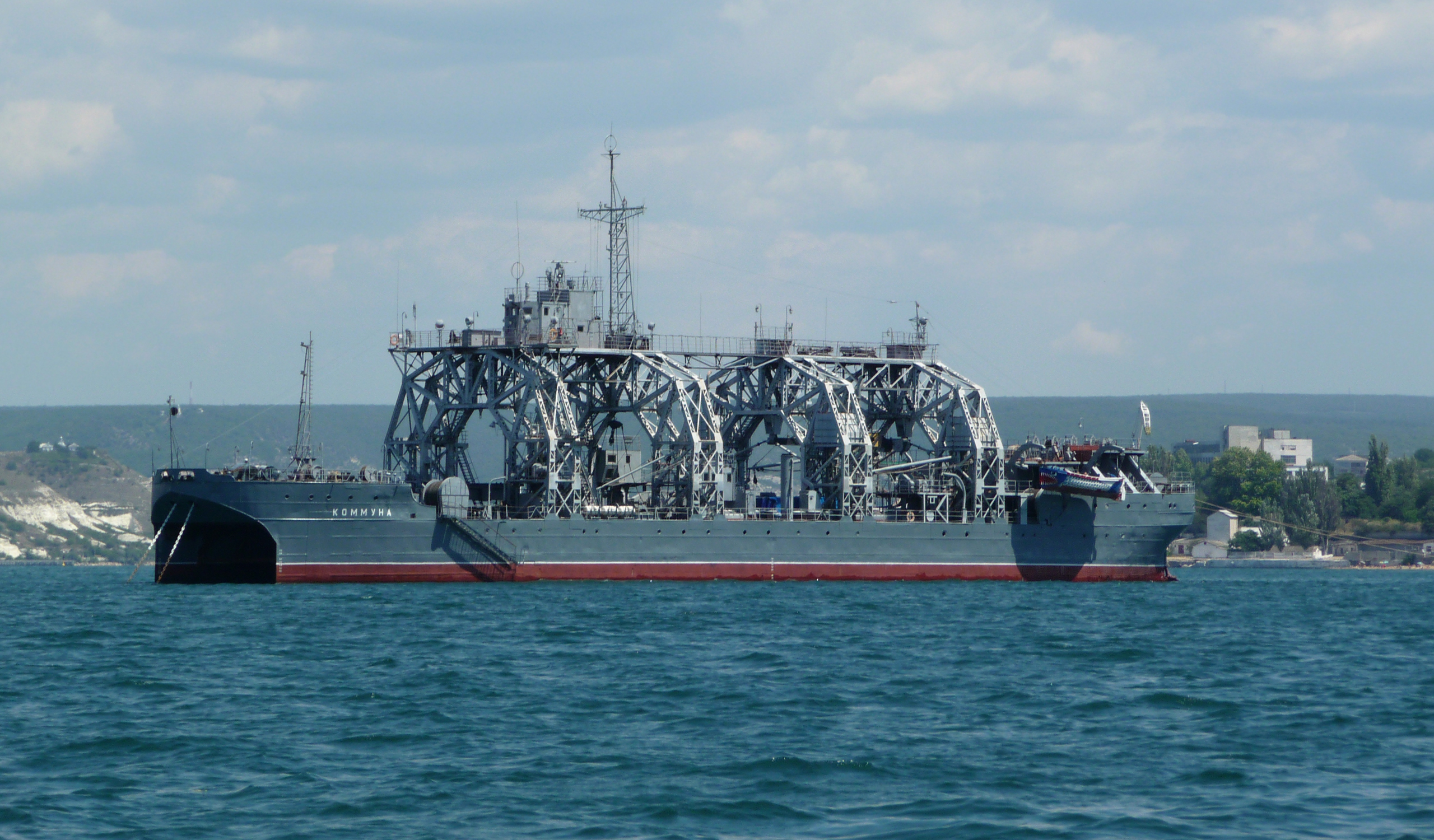 [Pilt: Kommuna_rescue_ship_2009_G2.jpg]