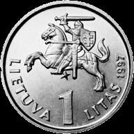 Памятные монеты литвы продать монеты в тамбове