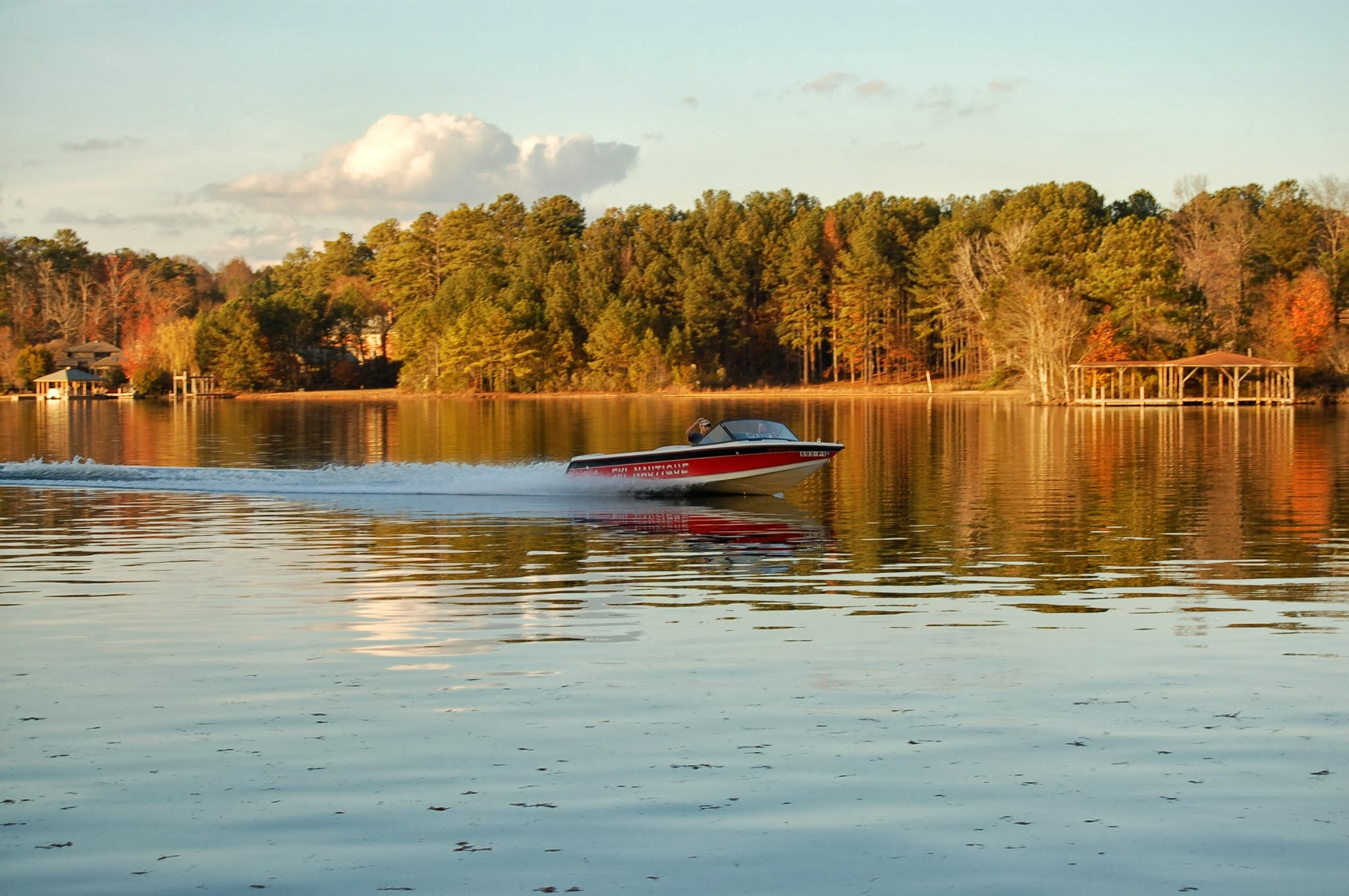 Spivey strip boats