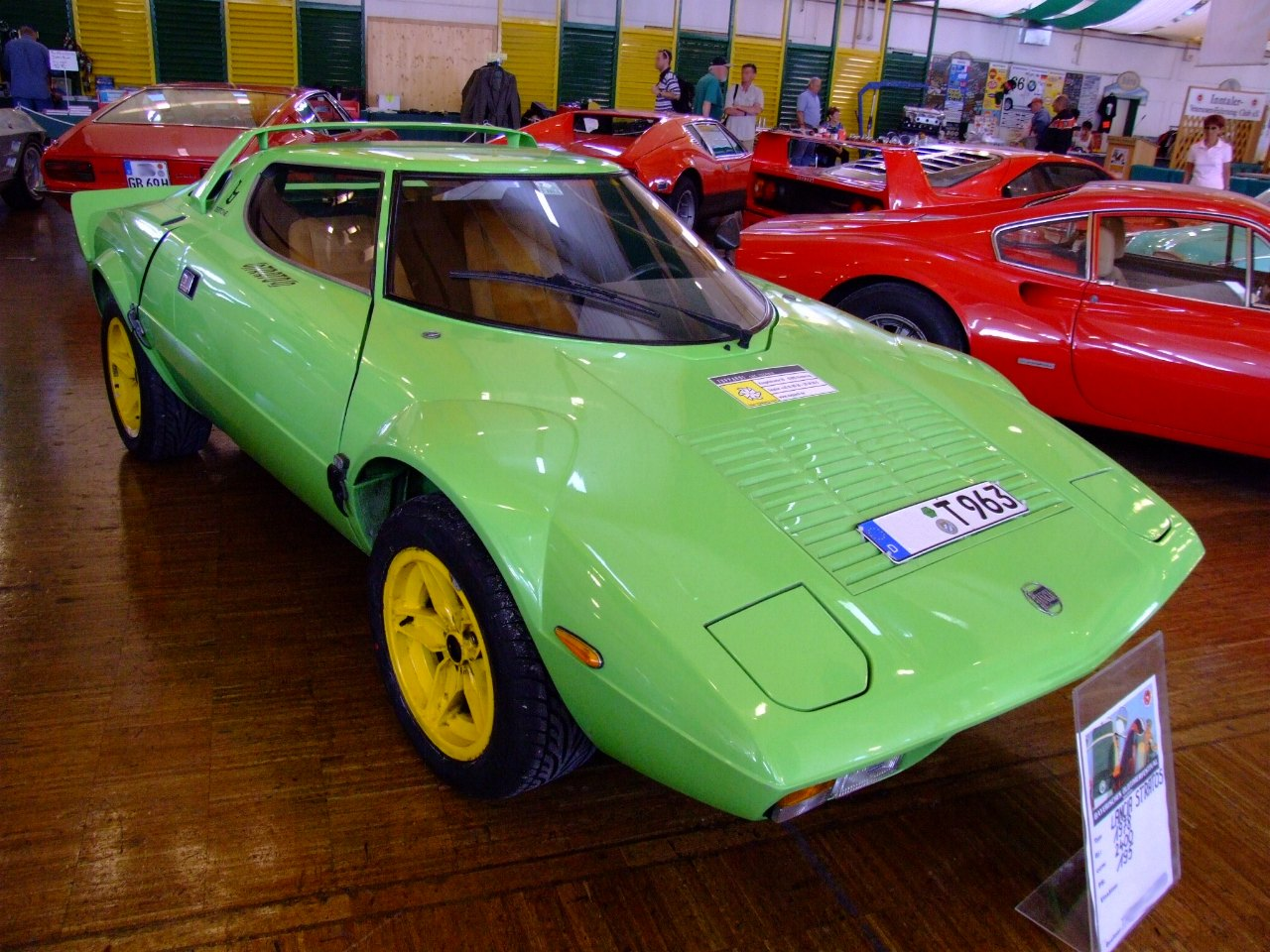 lancia stratos wikiwand. Black Bedroom Furniture Sets. Home Design Ideas