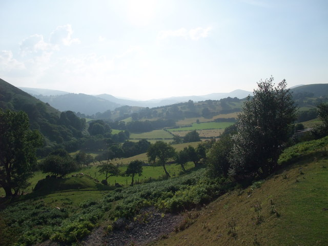 Late afternoon near Tan-y-castell - geograph.org.uk - 919644