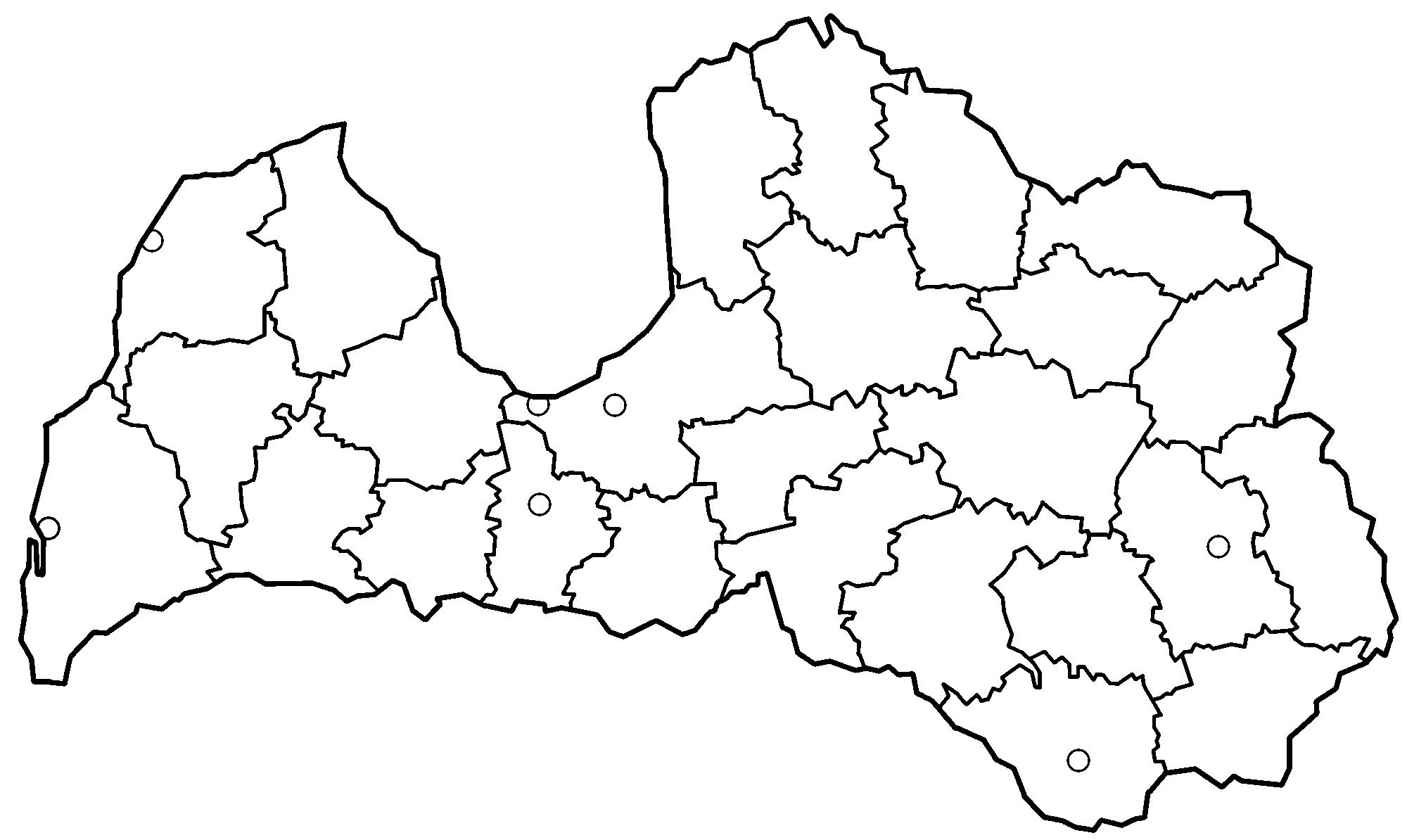 Filelatvia districts blankg wikimedia commons filelatvia districts blankg publicscrutiny Gallery