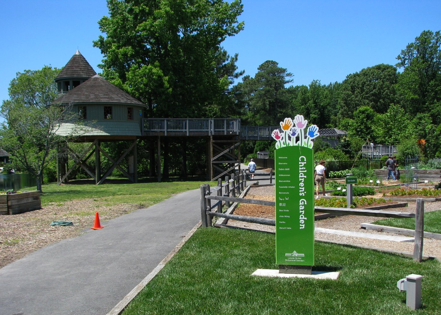lewis ginter botanical garden wikiwand - Lewis Ginter Botanical Garden