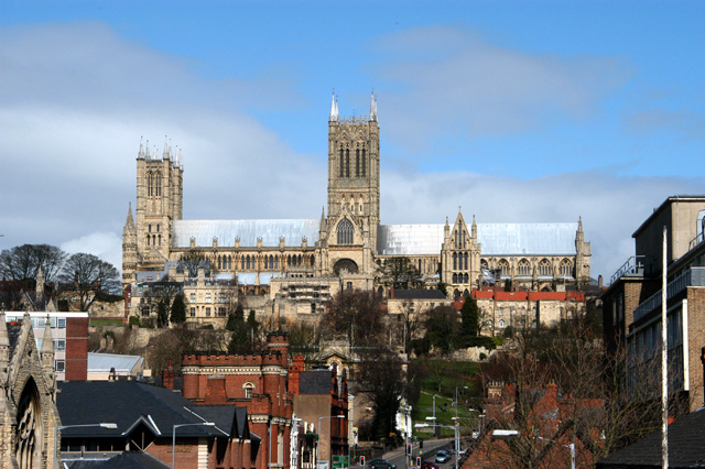 Lincoln Cathedral - geograph.org.uk - 403879