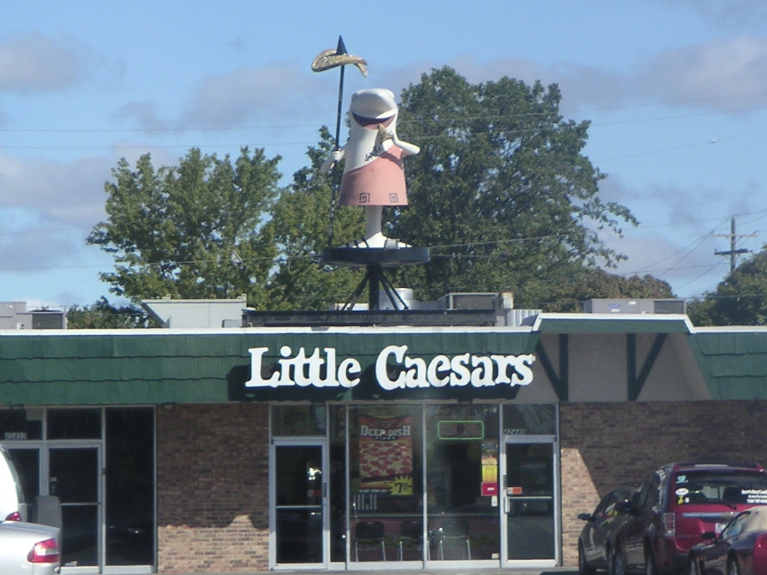 Little Caesars Wikidata