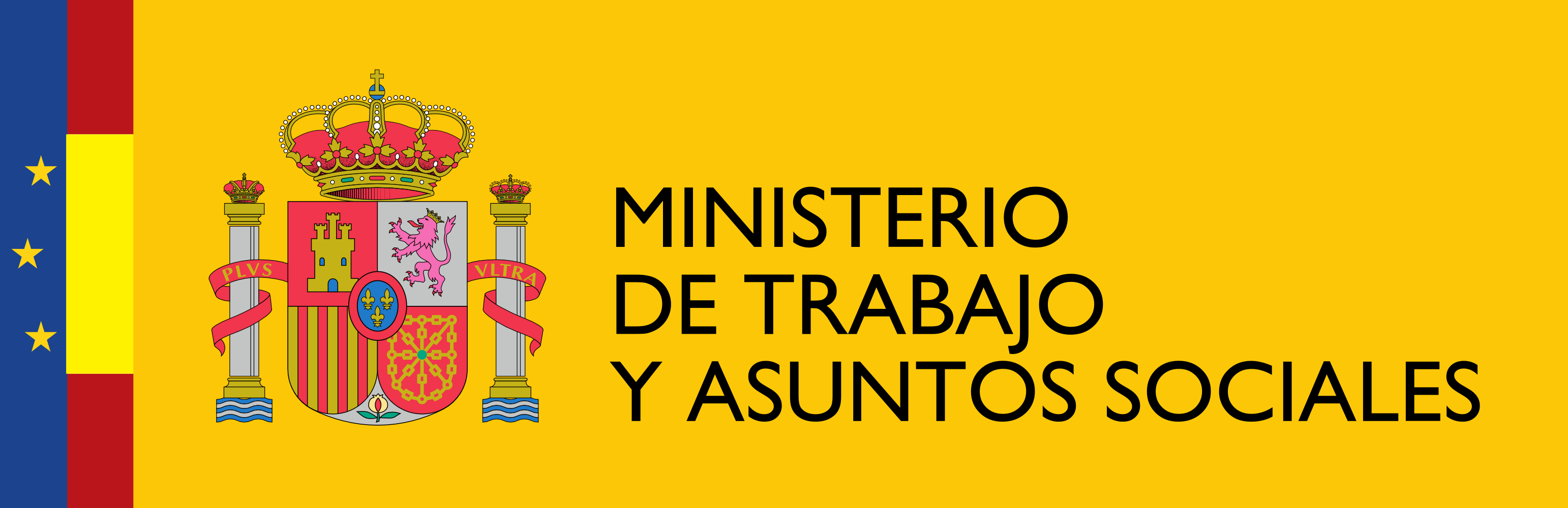 File logotipo del ministerio de trabajo y asuntos sociales for Gobierno de espana ministerio del interior