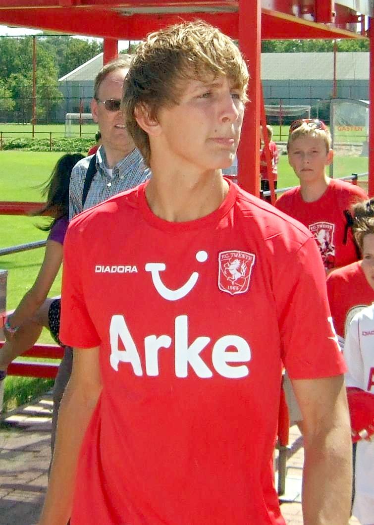Luuk de Jong – Wikipedia, wolna encyklopedia