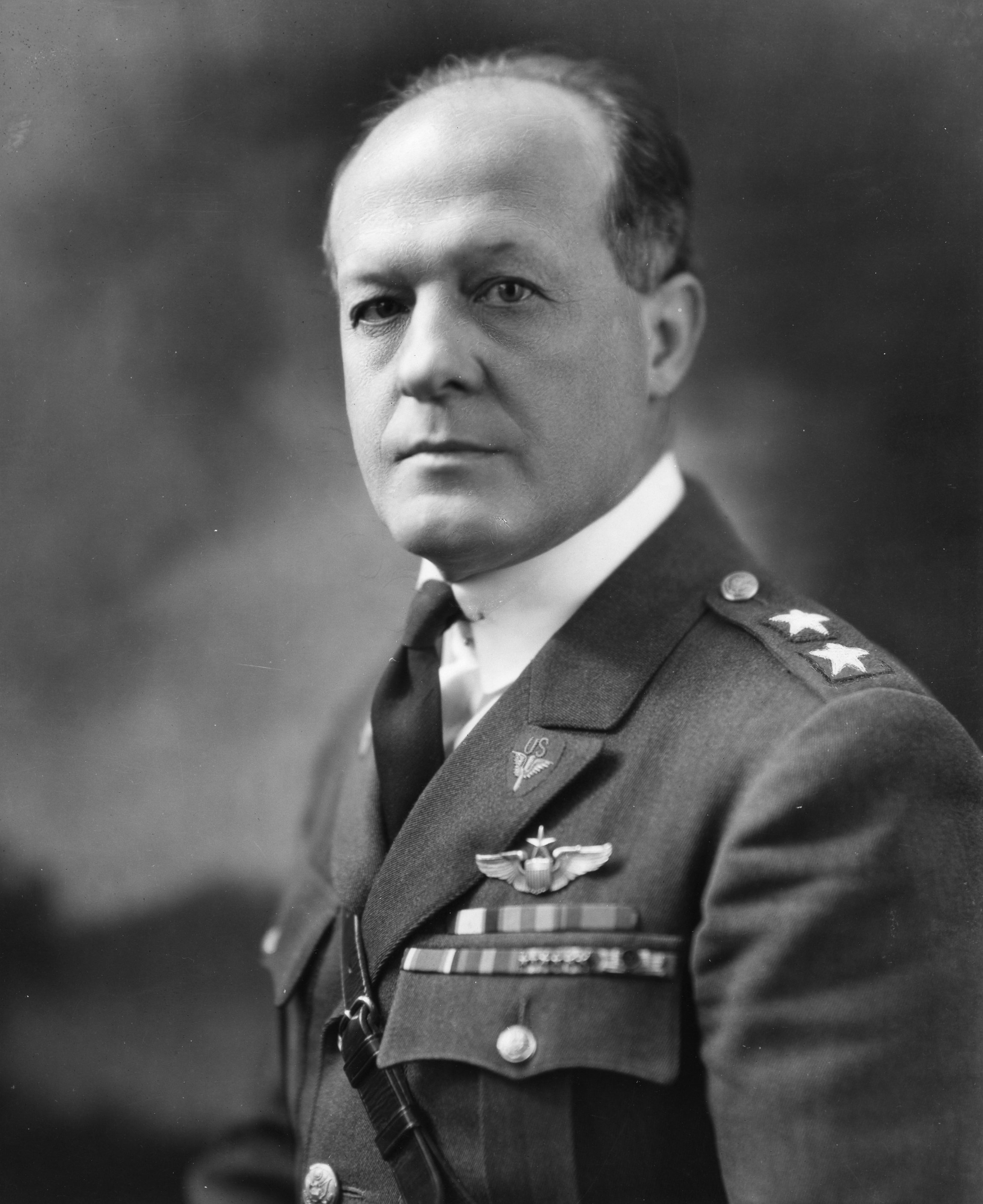 Benjamin Foulois Early United States military aviator