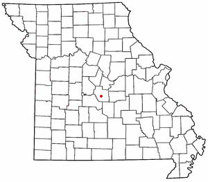 Ulman, Missouri unincorporated community in Missouri