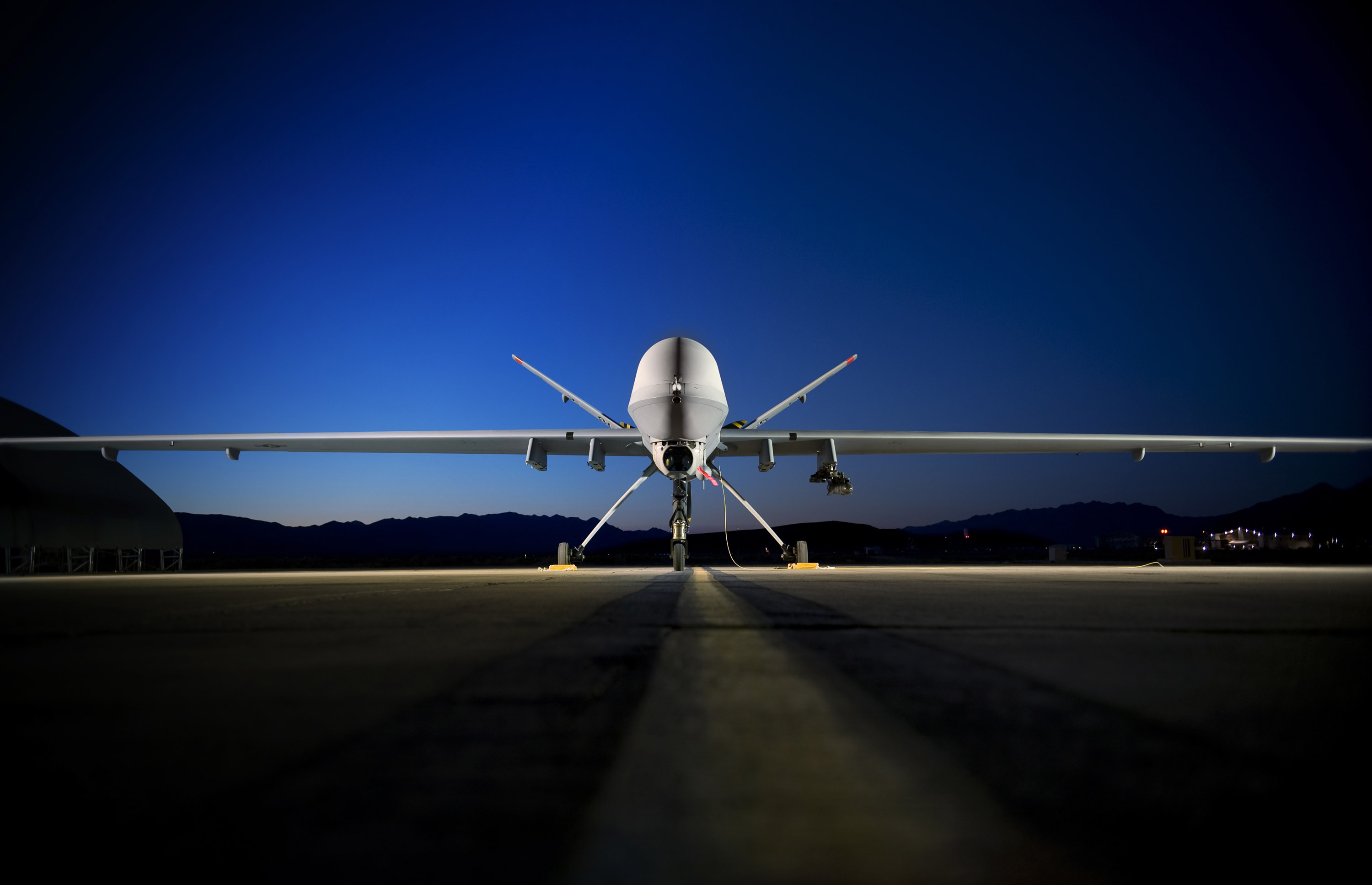 MQ-9_Reaper,_Creech_Air_Force_Base_-_080