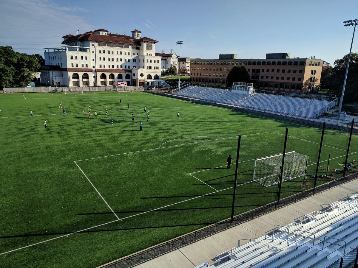 MSU Soccer Park At Pittser Field