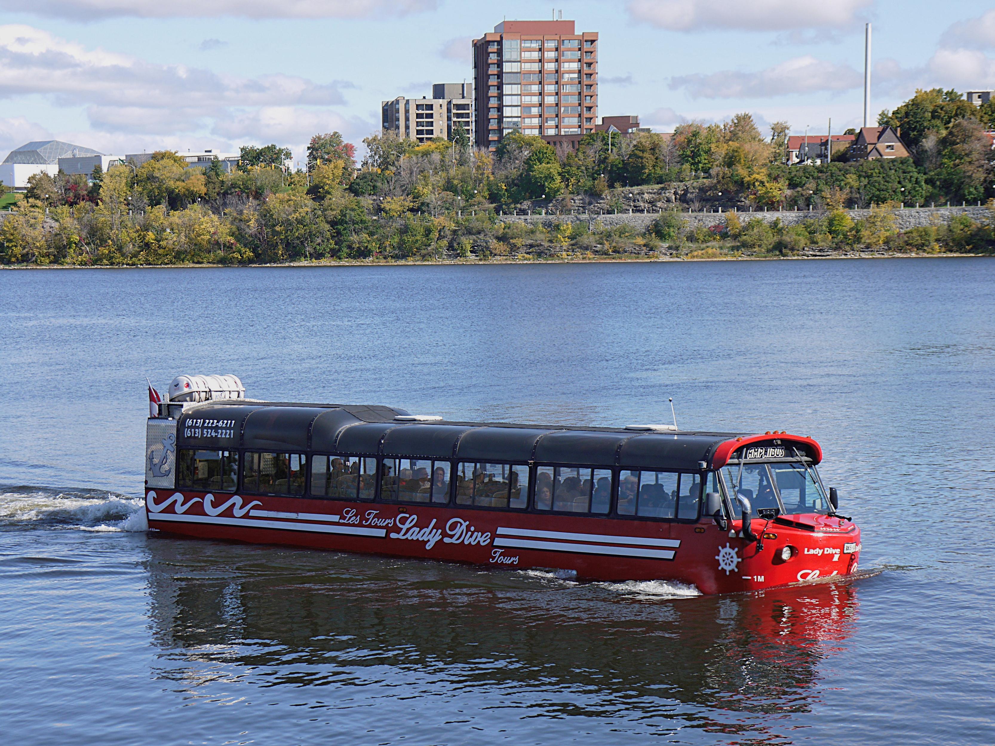 Bus Tours Ottawa To Toronto