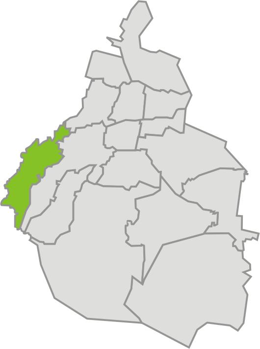 Cuajimalpa de Morelos  Wikipedia la enciclopedia libre