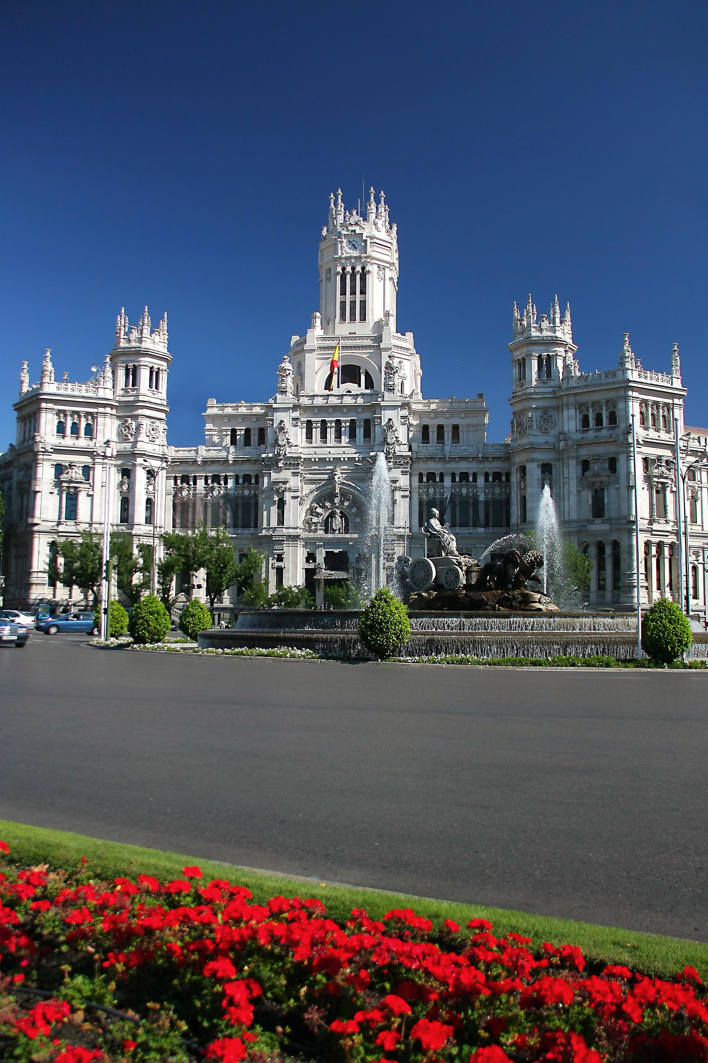 Description Madrid  La...