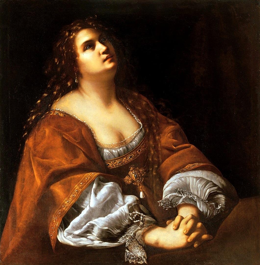 File:Magdalene by Artemisia Gentileschi ca. 1630.jpg ...