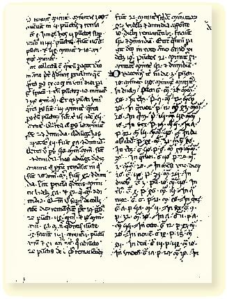 Manuscrito de Pedro Alfonso