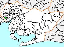 Jūshiyama, Aichi dissolved municipality in Aichi, Japan