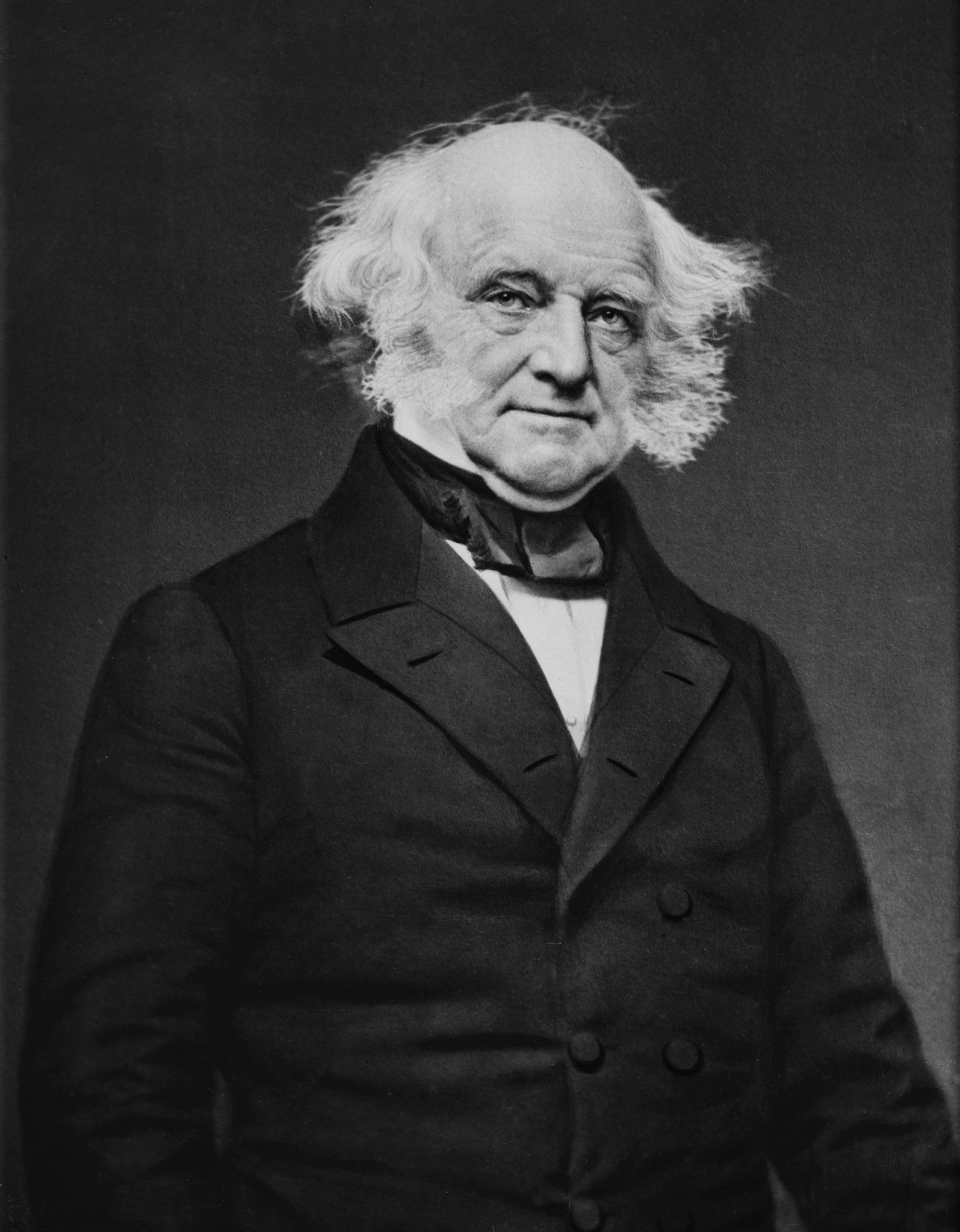 martin van buren essay · find essays and research papers on martin van buren at studymodecom we've helped millions of students since 1999 join the world's largest study community.