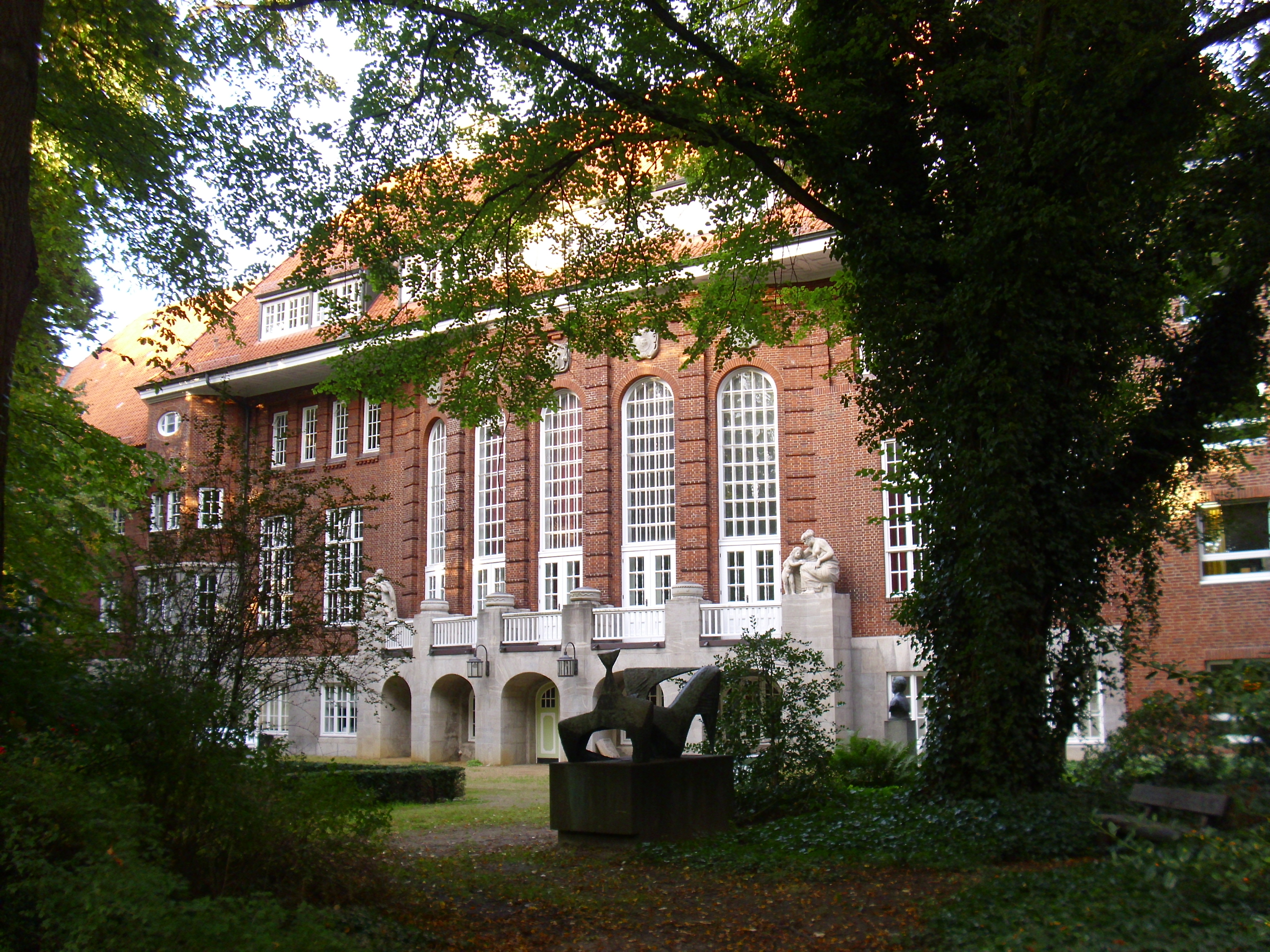 Datei Martinistra E 52 Geb Ude W 29 Hamburg Eppendorf