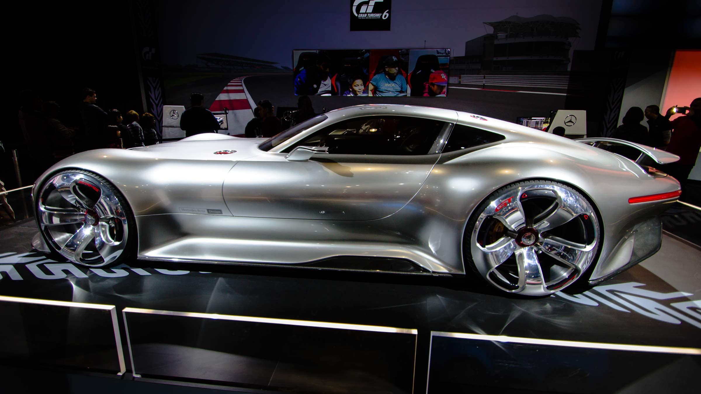 File mercedes benz gran turismo amg concept forza 5 la for Mercedes benz in louisiana