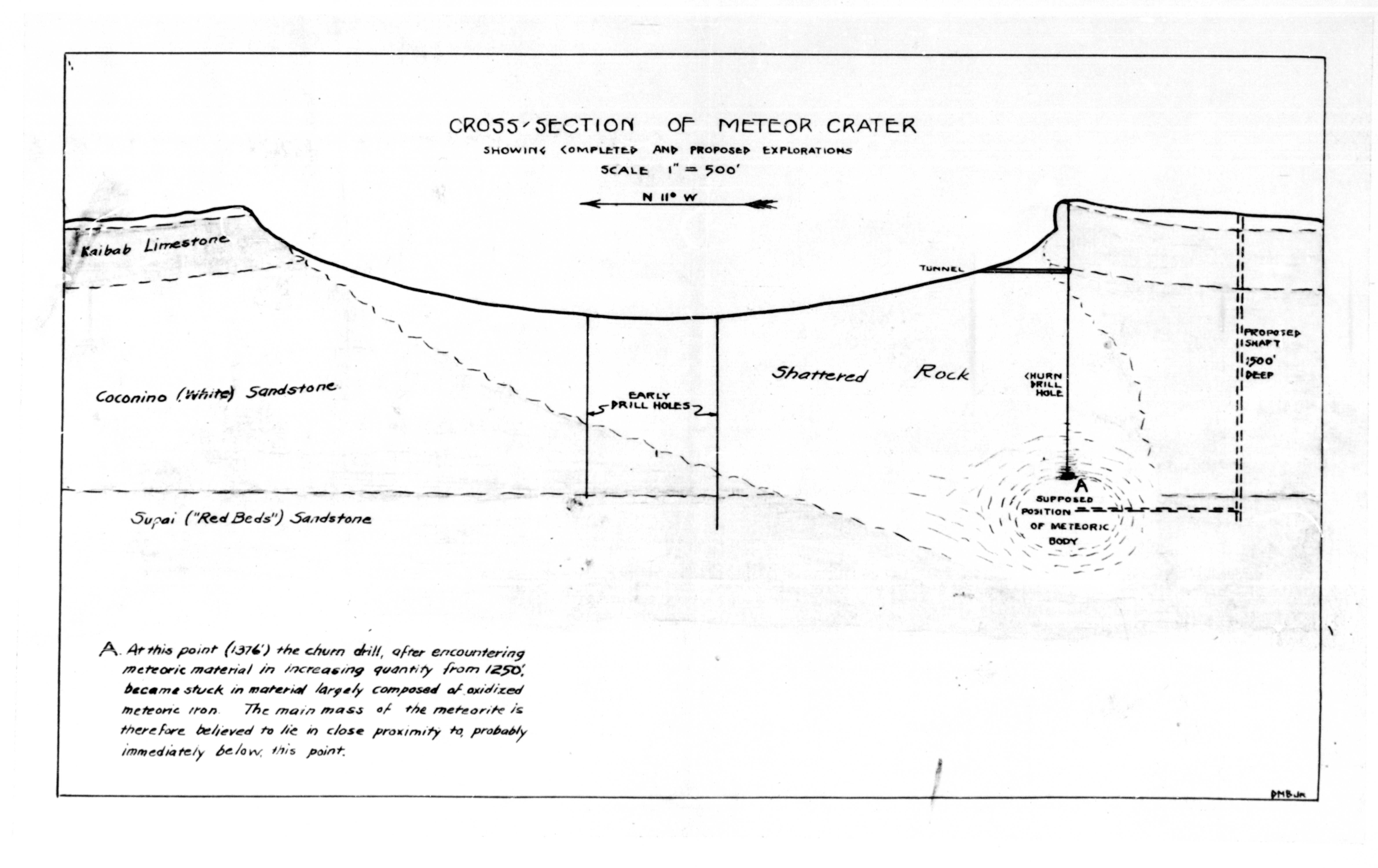 Meteor Crater Arizona Map.File Meteor Crater Az Jpg Wikimedia Commons
