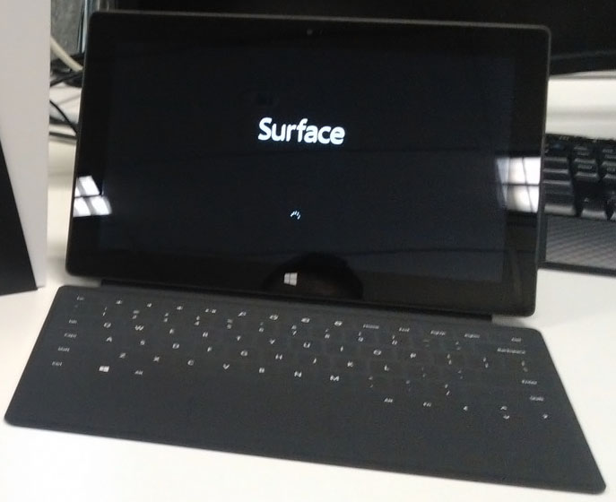 Why the Microsoft Surface Tablet will be a major player in education