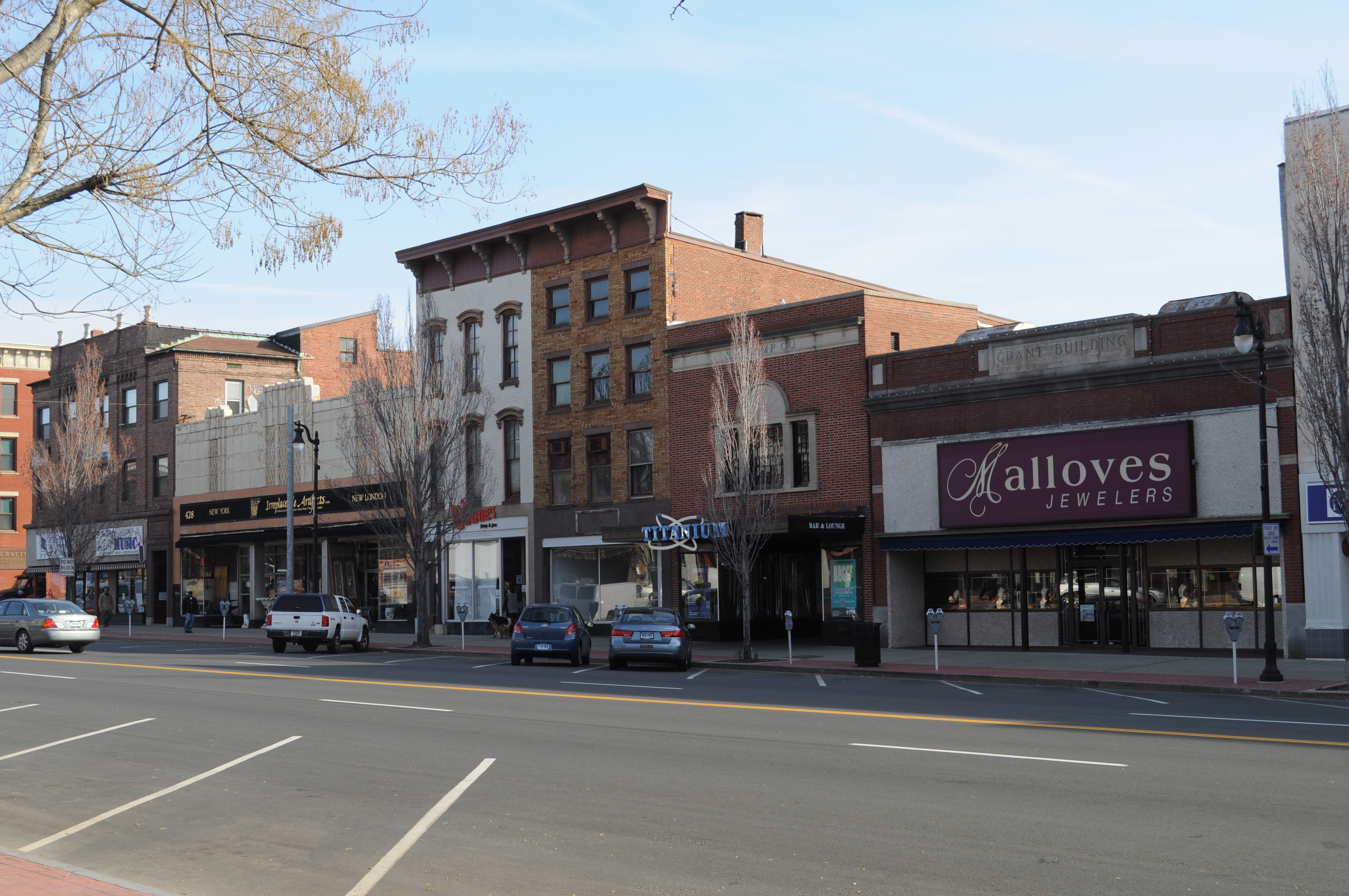 Middletown, Connecticut (CT 06457) profile: population, maps, real ...