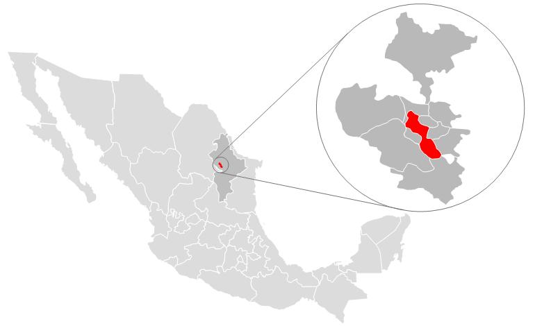 Urban Water Management In Monterrey Mexico Wikipedia