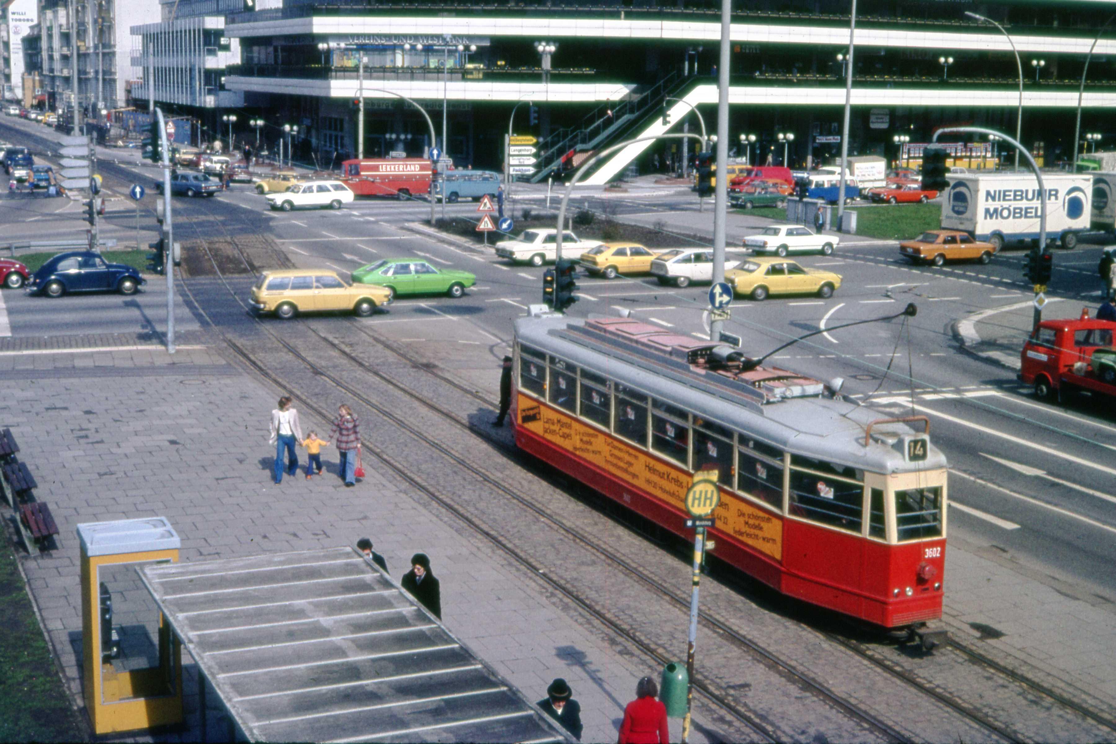 Mundsburg U Bahn