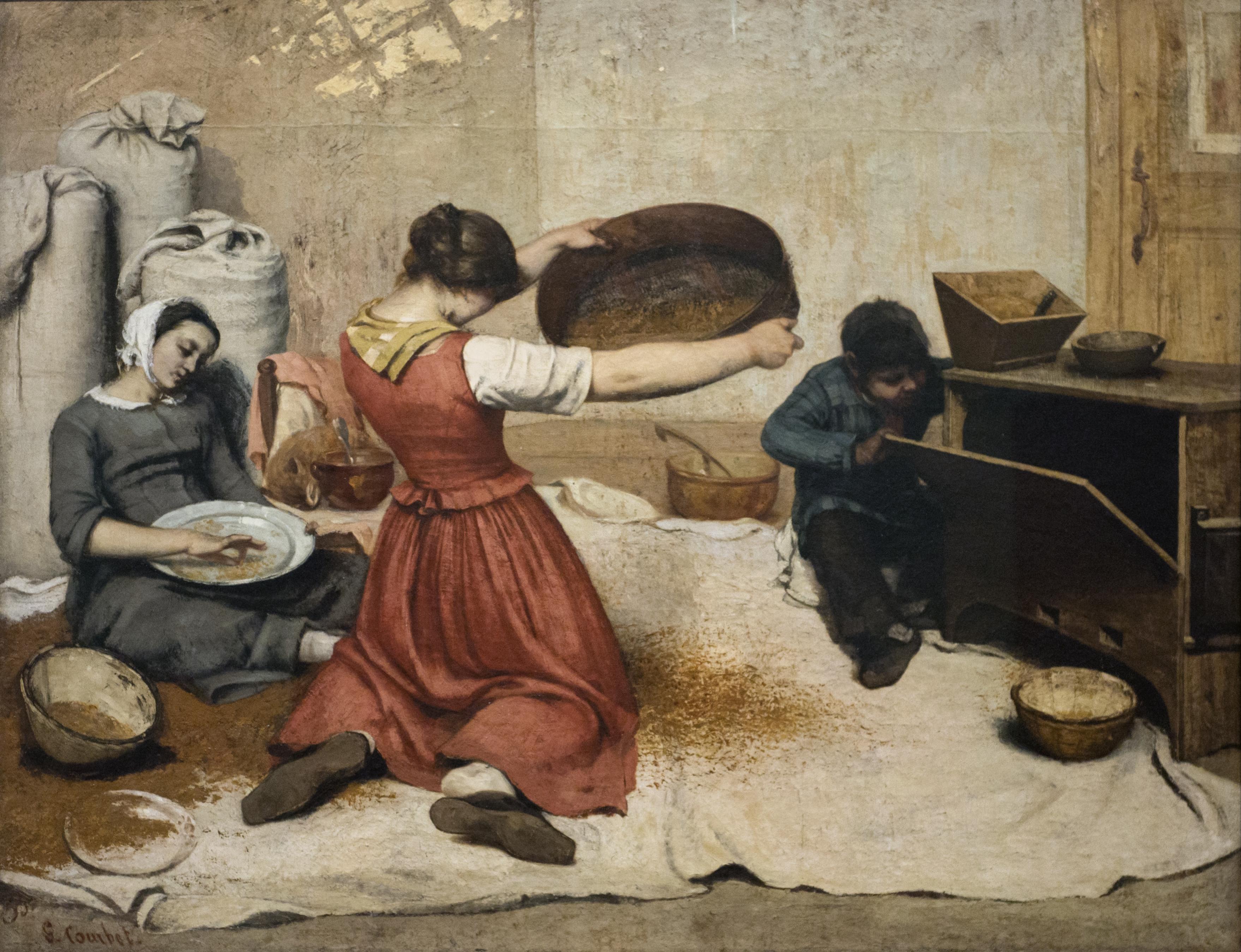 Ma Petite Chaise Nantes les cribleuses de blé — wikipédia