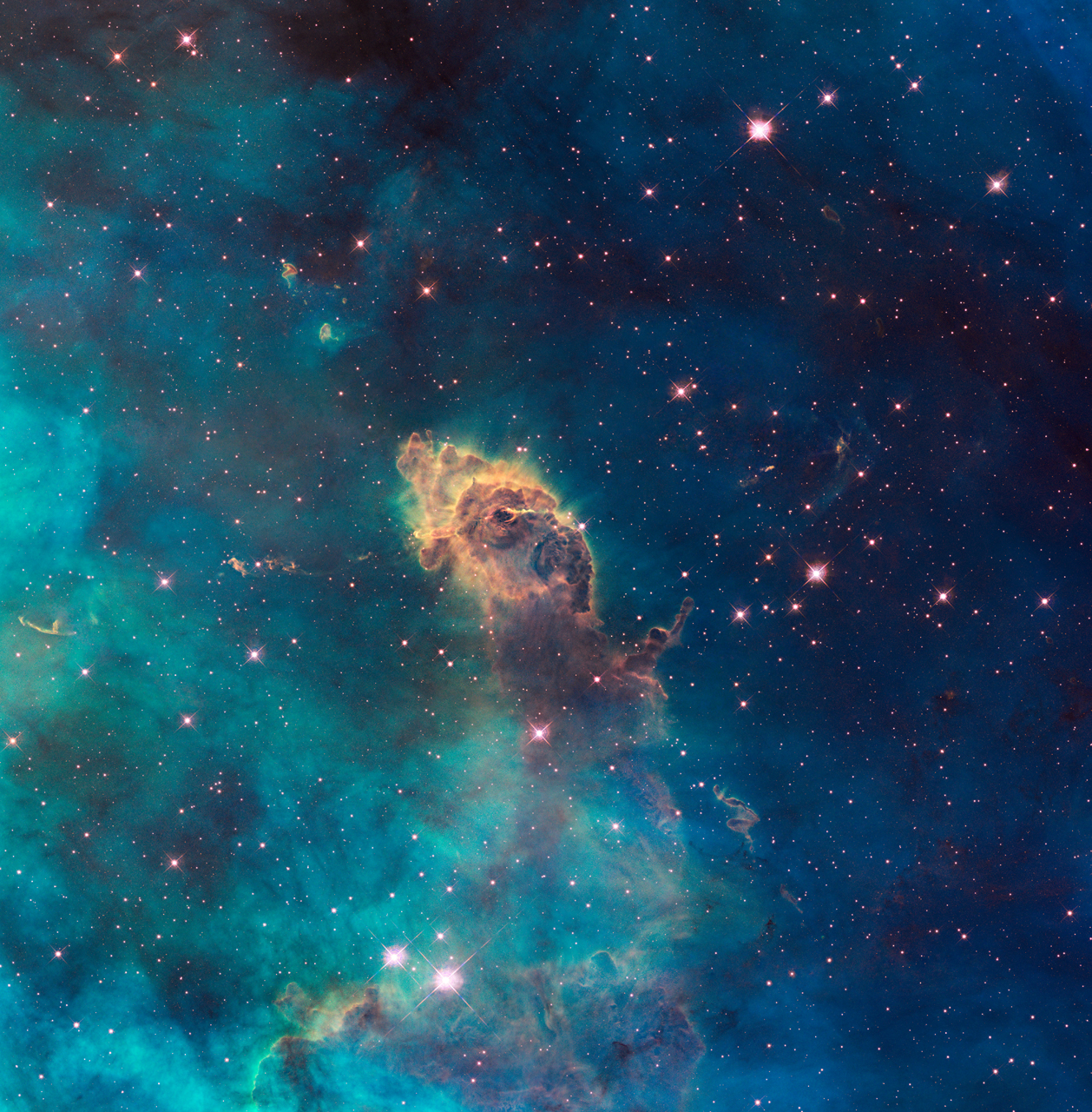 nebula space hubble - photo #30