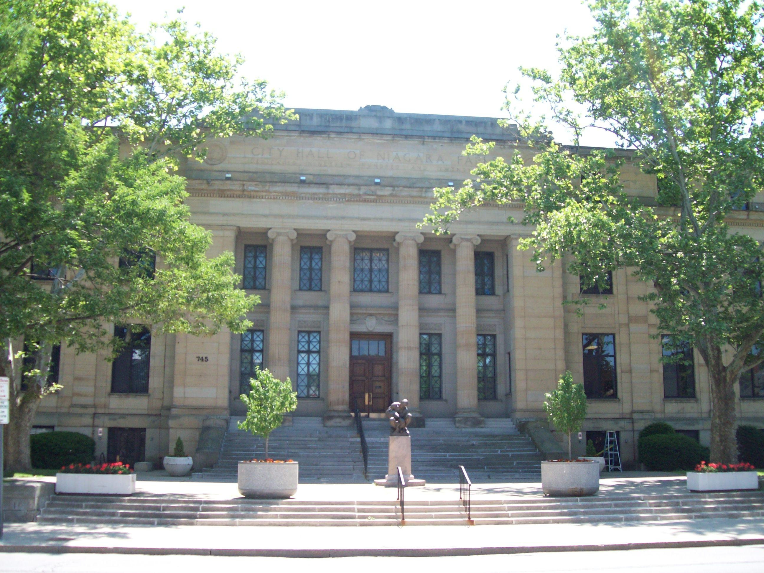 Niagara Falls City Hall - Wikipedia, the free encyclopediafalls city city