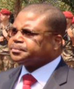Nicolas Tiangaye Central African politician and lawyer