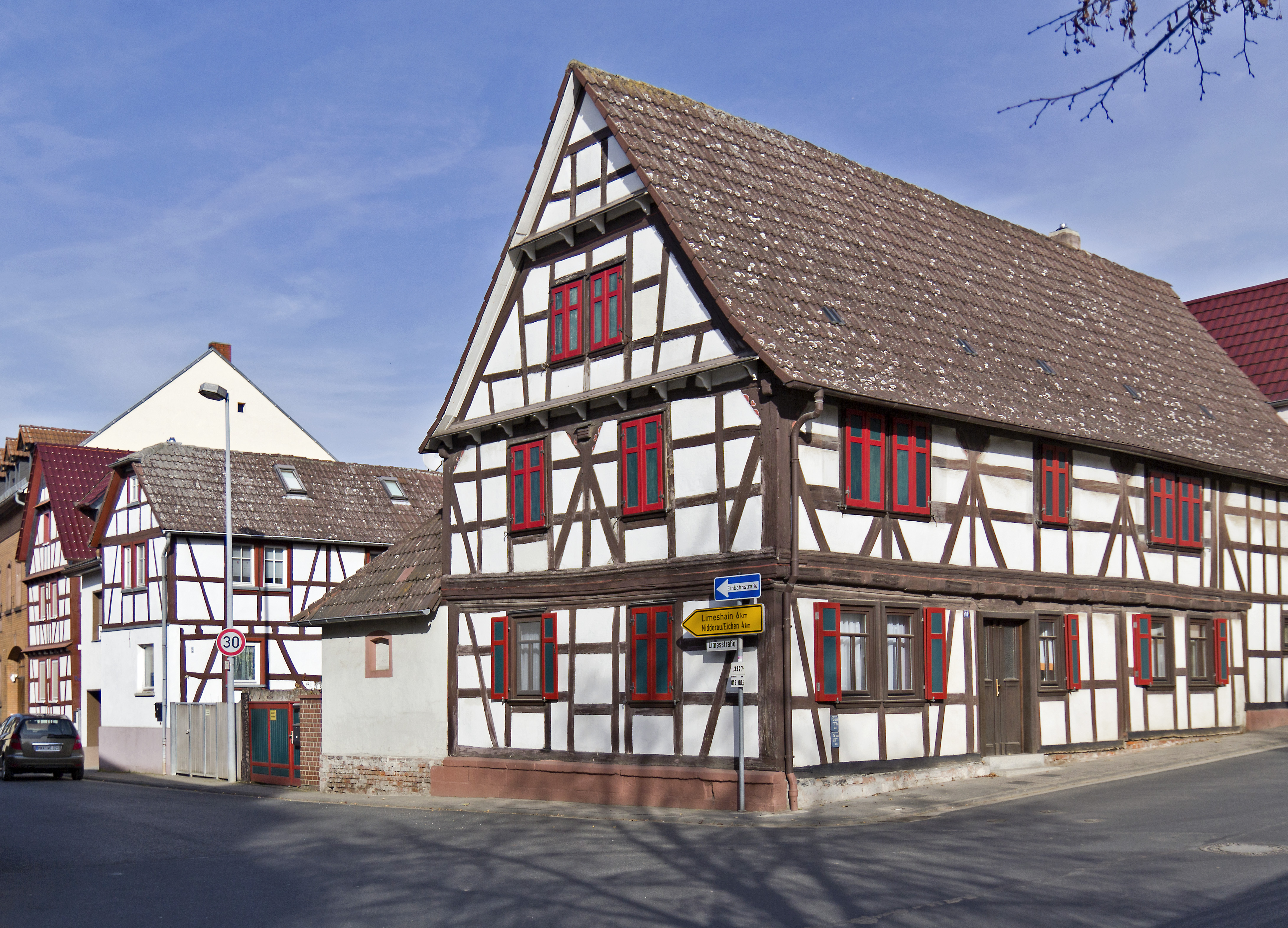 Nidderau Ostheim