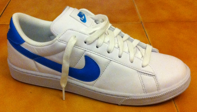 Nike Shoe License