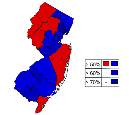 United States Senate Elections In New Jersey