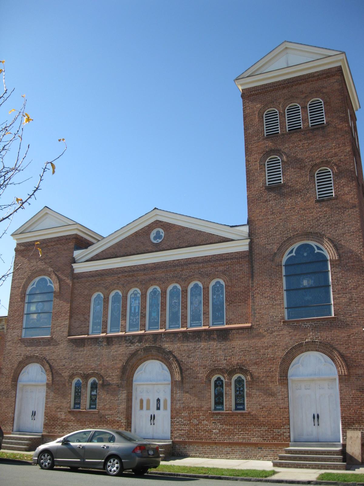 Lovely Catholic Church New Albany Ohio #3: Ohio_Street_Methodist_Episcopal_Church_Complex_Oct_09.jpg