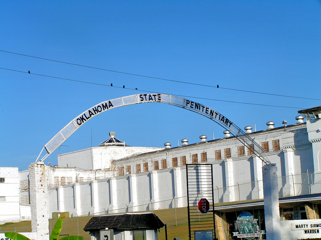 Oklahoma State Penitentiary Wikipedia