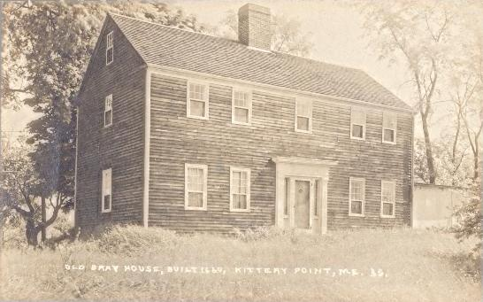 Bray House (Kittery Point, Maine)