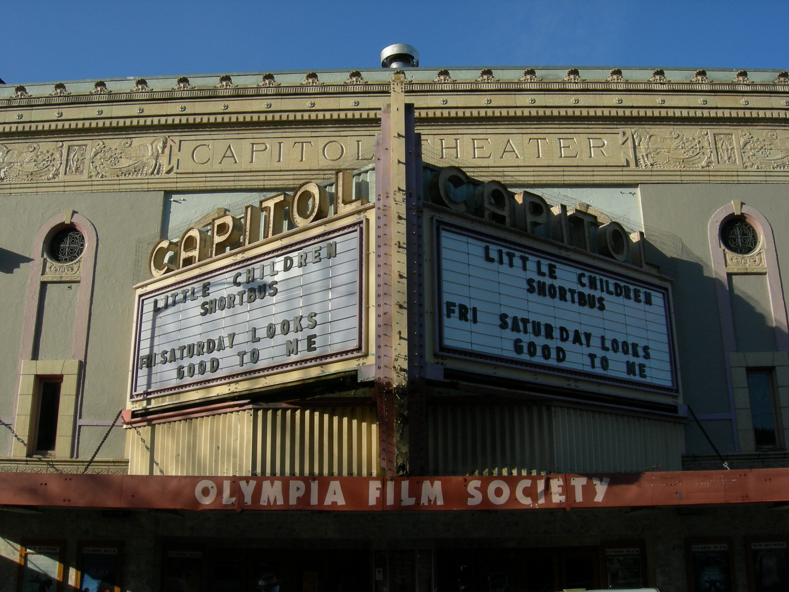 This theater has been primarily volunteer run for over 25 years.