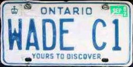Vehicle Registration Plates Of Canada Wikiwand