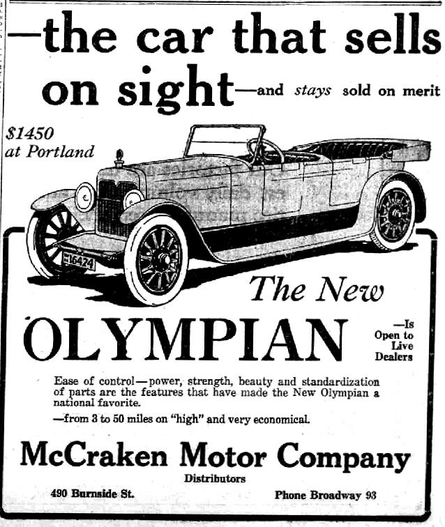 olympian automobile wikipedia