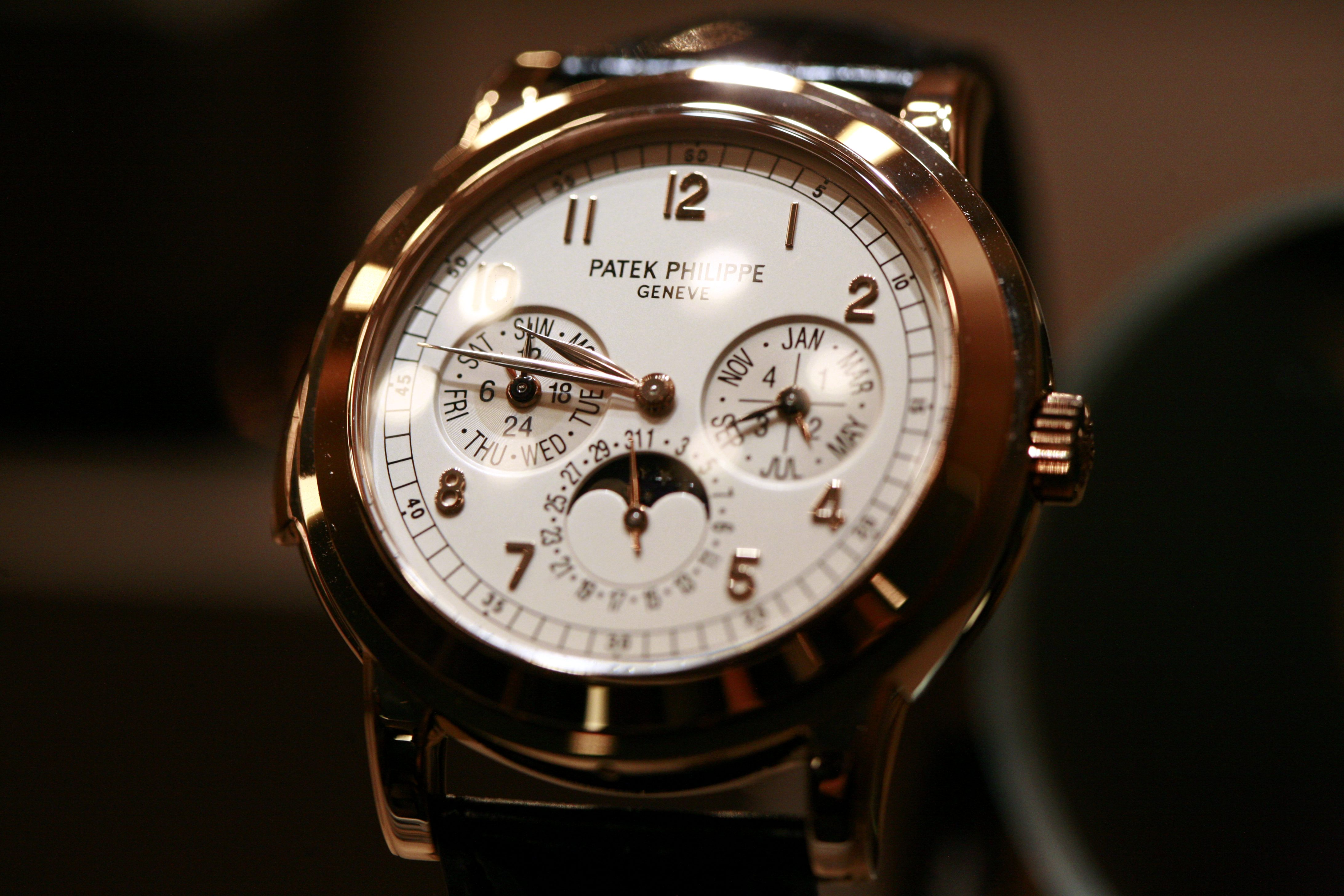 The History Behind the Patek Philippe Watches  CapeLux.com