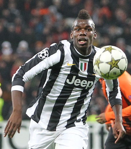 Pogba at Juventus