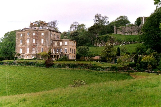 Penrice Castle C Gower C Sth Wales Geograph Org Uk