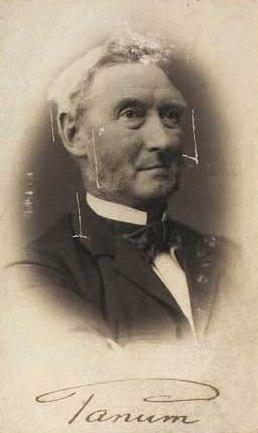 Peter Ludvig Panum by Adolph Lønborg