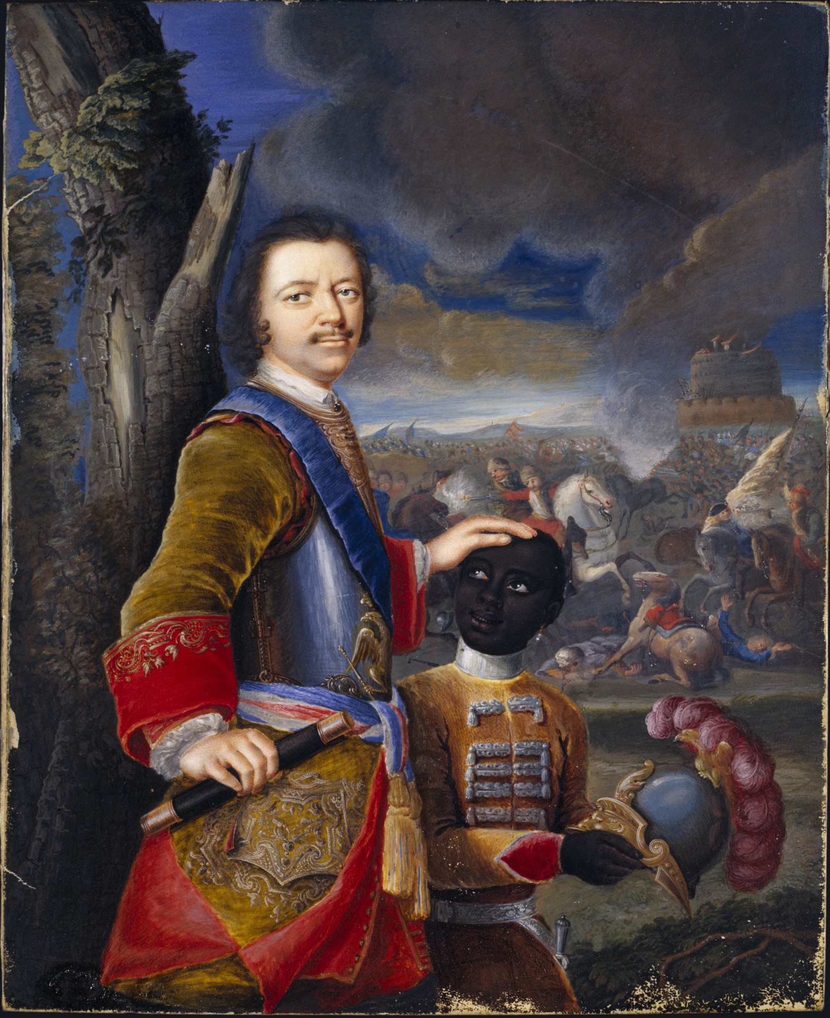 File:Peter the Great, Tsar of Russia.jpg - Wikimedia Commons